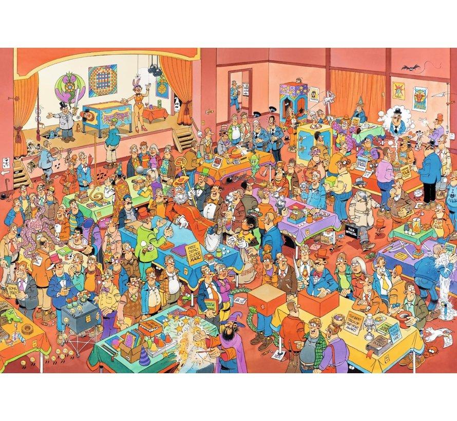 Jan van Haasteren – The Magic Fair Puzzle 1000 Pieces
