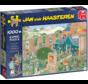 Jan van Haasteren – De Kunstmarkt Puzzel 1000 Stukjes
