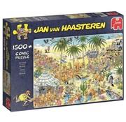 Jumbo Jan van Haasteren – The Oasis Puzzle 1500 Pieces