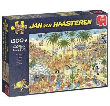 Jumbo Jan van Haasteren - Oasis 1500 Puzzle Pieces