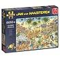 Jan van Haasteren – De Oase Puzzel 1500 Stukjes