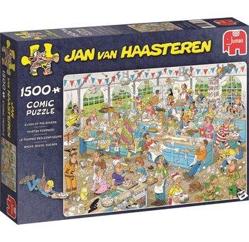 Jumbo Jan van Haasteren - Cakes Tournament 1500 Puzzle Pieces