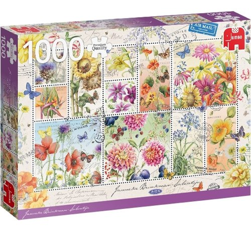 Jumbo Puzzle Janneke Brinkman 1000 Pieces