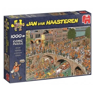 Jumbo Jan van Haasteren – King's Day Puzzle 1000 Pieces