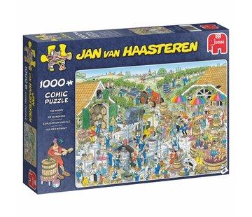Jumbo Jan van Haasteren – De Wijngaard Puzzel 1000 Stukjes