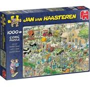 Jumbo Jan van Haasteren – Boerderijbezoek Puzzel 1000 Stukjes
