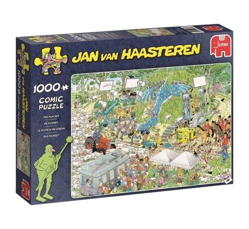 Jumbo Jan van Haasteren – De Filmset Puzzel 1000 Stukjes