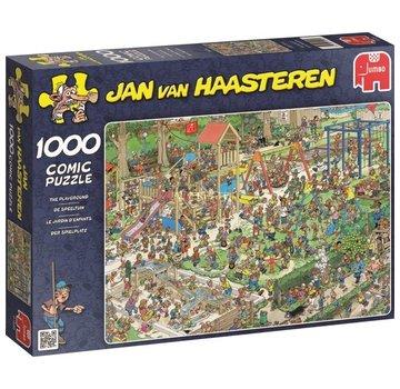 Jumbo Jan van Haasteren – De Speeltuin Puzzel 1000 Stukjes