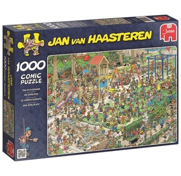 Jumbo Jan van Haasteren – The Playground Puzzle 1000 Pieces