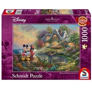 Puzzle Disney Mickey and Minnie 1000 Pieces