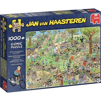 Jumbo Jan van Haasteren – Veldrijden Puzzel 1000 Stukjes