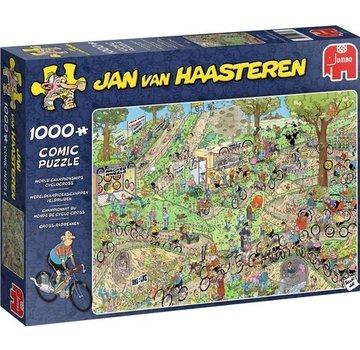 Jumbo Jan van Haasteren - Puzzle Pieces 1000 Cyclo