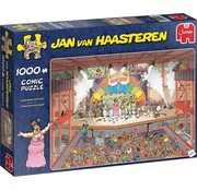 Jumbo Jan van Haasteren – Eurovisie Songfestival Puzzel 1000 Stukjes