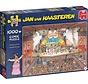 Jan van Haasteren – Eurovisie Songfestival Puzzel 1000 Stukjes