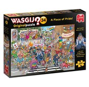 Jumbo Wasgij Original 34 A Piece of Pride Puzzel 1000 stukjes