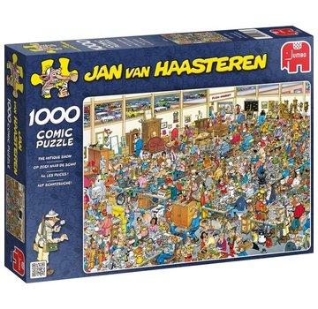 Jumbo Jan van Haasteren – Op zoek naar de Schat Puzzel 1000 Stukjes