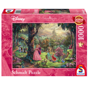 Schmidt Puzzle Puzzle Disney Sleeping Beauty 1000 Pieces