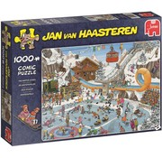 Jumbo Jan van Haasteren – The Winter Games Puzzle 1000 Pieces