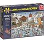 Jan van Haasteren – De Winterspelen Puzzel 1000 Stukjes