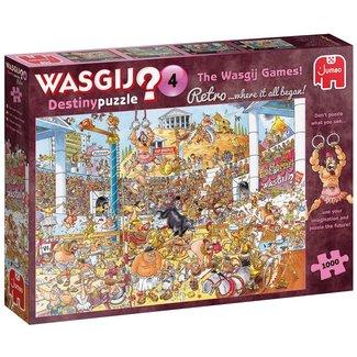 Jumbo Wasgij Destiny 4 Wasgij Games Puzzle 1000 pieces