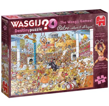 Jumbo Wasgij Destiny 4 Wasgij Games Puzzel 1000 stukjes