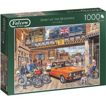 Falcon Spirit of the Seventies Puzzel 1000 Stukjes