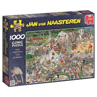 Jan van Haasteren Jan van Haasteren – Dierentuin Artis Puzzel 1000 Stukjes