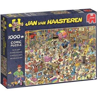 Jan van Haasteren Jan van Haasteren - The Toy 1000 Puzzle Pieces