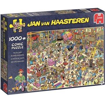 Jumbo Jan van Haasteren – De Speelgoedwinkel Puzzel 1000 Stukjes
