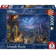 Schmidt Puzzle Puzzel Disney Beauty and the Beast 1000 Stukjes