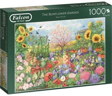 Falcon Le Jardin de tournesol Puzzle 1000 Pièces