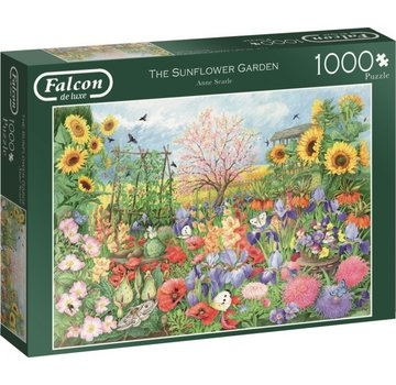 Falcon The Sunflower Garden 1000 Piece Jigsaw Puzzle