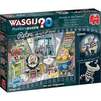 Jumbo Wasgij 3 Mystery Drama at the Opera Puzzle 1000 pieces