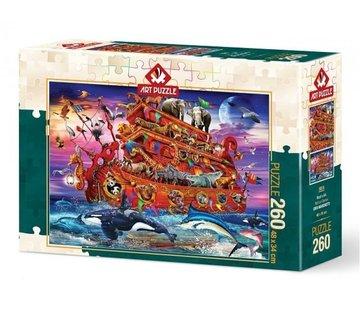Art Puzzle Noah's Ark Puzzel 260 Stukjes