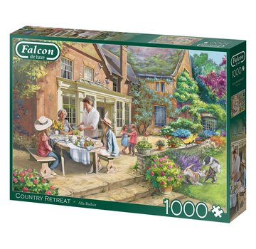 Falcon Country Retreat Puzzel 1000 Stukjes
