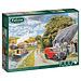 Falcon Paket für Canal Cottage 1000 Puzzleteile