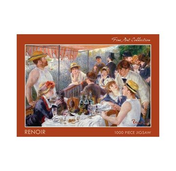 The Gifted Stationary Renoir Puzzle 1000 Pieces