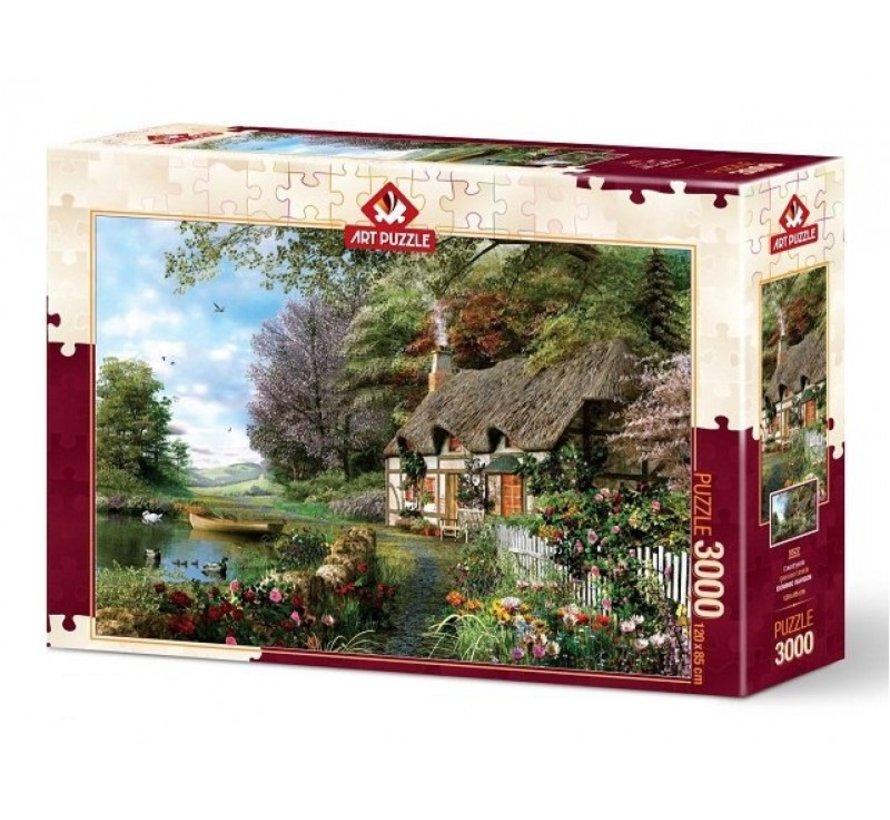 Countryside Puzzel 3000 Stukjes