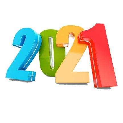 All Annual calendars