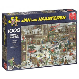 Jan van Haasteren Jan van Haasteren - Christmas 1000 Puzzle Pieces