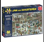 Jumbo Jan van Haasteren – Kerstmis Puzzel 500 XL Stukjes