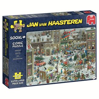 Jan van Haasteren Jan van Haasteren – Kerstmis Puzzel 500 XL Stukjes