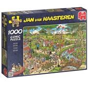 Jumbo Jan van Haasteren – Het Park Puzzel 1000 Stukjes