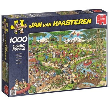 Jan van Haasteren Jan van Haasteren – Het Park Puzzel 1000 Stukjes