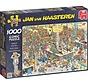 Jan van Haasteren – Kassa Erbij Puzzel 1000 Stukjes