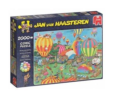 Jumbo Jan van Haasteren – Ballon Festival Puzzel 2000 Stukjes