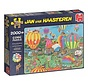 Jan van Haasteren – The Balloon Festival Puzzle 2000 Pieces