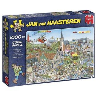 Jan van Haasteren Jan van Haasteren - Round Texel 1000 Puzzleteile