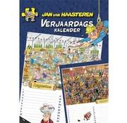 Comello Jan van Haasteren Birthday Calendar - Copy