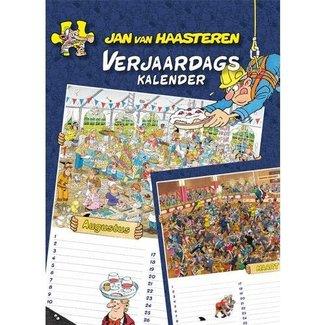 Comello Jan van Haasteren Geburtstagskalender